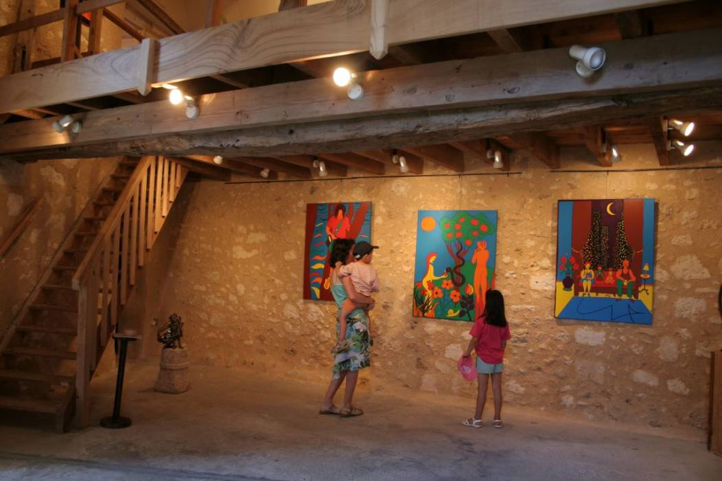 exposition pigeonnier sourzac
