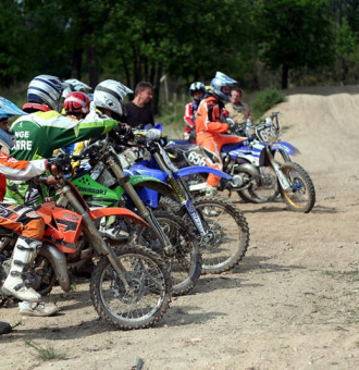 Moto cross Ride-on Chantérac G.Rousseau